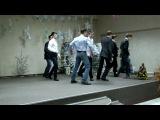 11Б танец